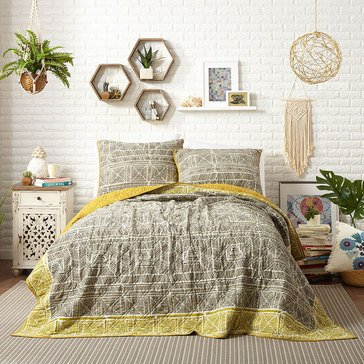 Justina Blakeney Pinta 3-Piece Quilt Set