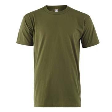 MJ Soffe Olive Drab 100% Cotton TEE 3 Pack Style #685M-3