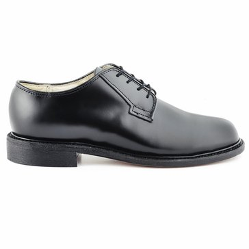 Bates Premier Women's Black All Leather Dress Oxford