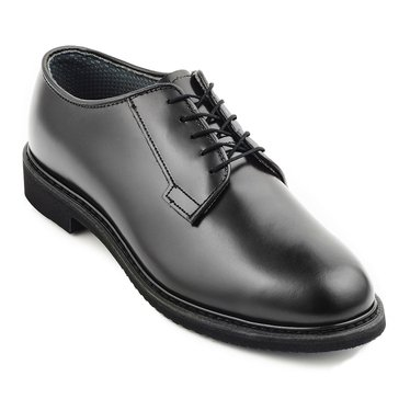Bates Lites Men's Black Leather Upper Dress Oxford