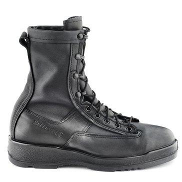 Belleville Black Flight Deck Steel Toe Boot