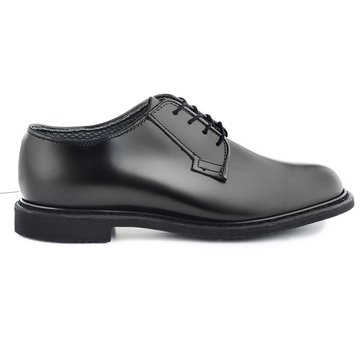 Bates Lites Women's Black Upper Leather Dress Oxford