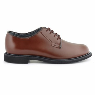 Bates Lites Women's Brown Leather Dress Oxford