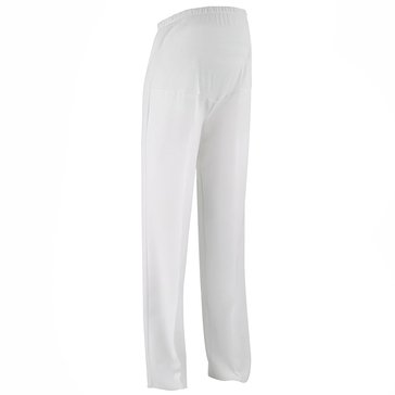 Maternity Summer White Slacks