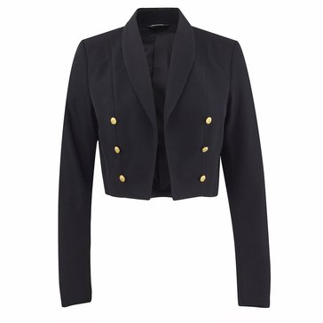 Women's Formal Dress Blue Jacket