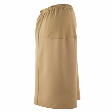 Maternity Khaki CNT Skirt