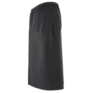 Maternity Black Skirt