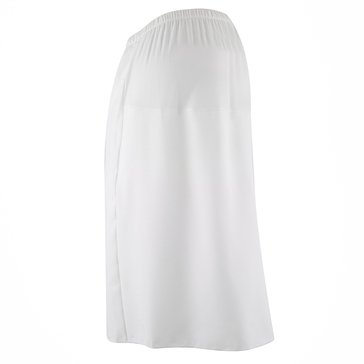 Maternity Summer White Skirt