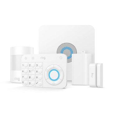 Ring Alarm Home 5-Piece Security Kit 1