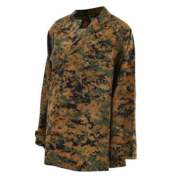 USMC Woodland Maternity Blouse