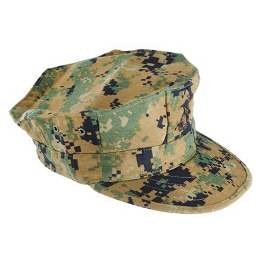 MARPAT Hat with EGA Insignia, Woodland