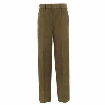 USMC Men's Green Poly/Wool Trousers