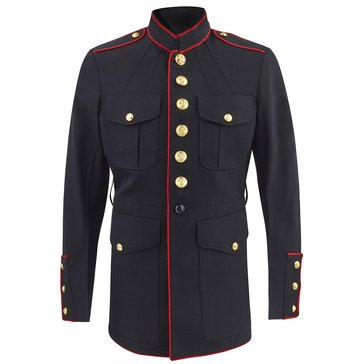 USMC Men's Dress Blue Coat