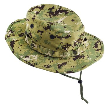 NAVY NWU Type III Woodland Boonie Hat