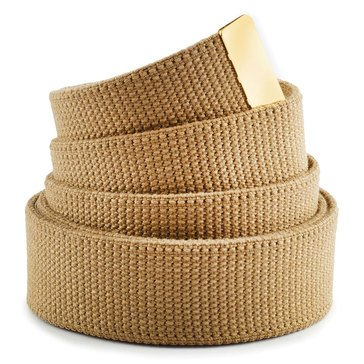 Khaki Cotton Belt 45