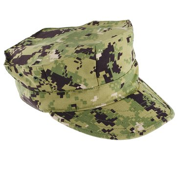 NAVY NWU Type III Woodland Cap