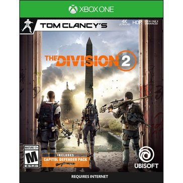 Xbox OneTom Clancy The Division 2 Limited ed