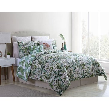 Tropical Leila 10-Piece Comforter Set