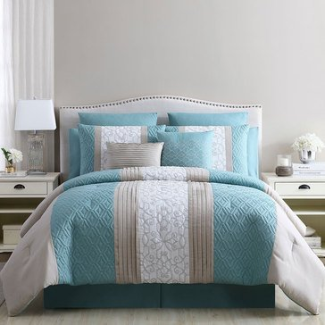 Stef 10-Piece Comforter Set