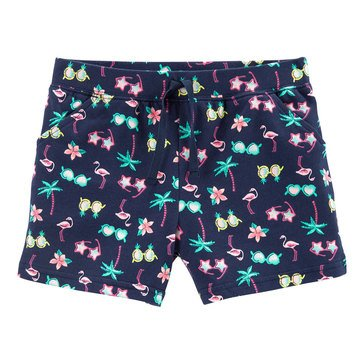 Carter's Tropical Icon French Terry Shorts