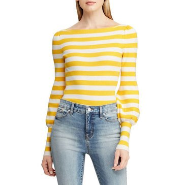 Lauren Ralph Lauren Women's Viktors Striped Sweater