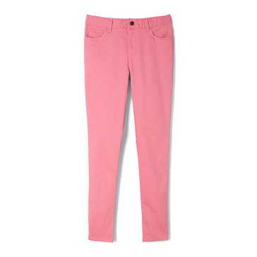 Yarn & Sea Big Girls' 5-Pocket Pants