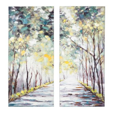 Signature Design by Ashley Donagh Wall Art, Set of 2