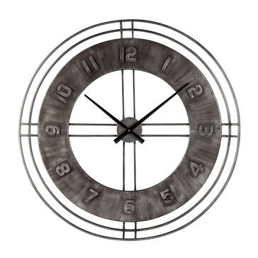 Signature Design by Ashley Ana Sofia Wall Clock