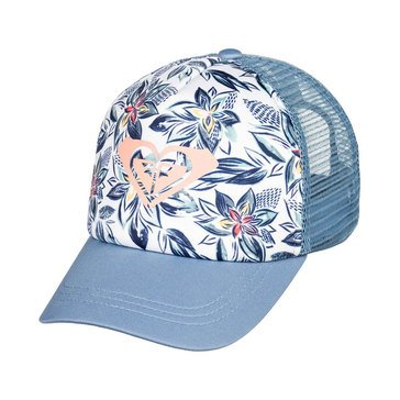 Roxy Girls' Sweet Emotions Trucker Hat