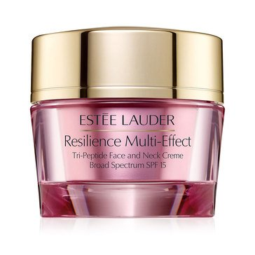 Estee Lauder Resilience Lift Face and Neck Creme for Normal/Combination Skin SPF 15 1.7oz