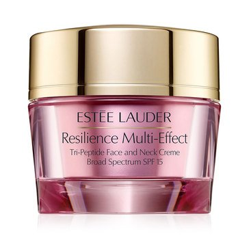 Estee Lauder Resilience Lift Face and Neck Creme for Dry Skin SPF 15 1.7oz