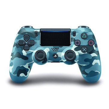 PS4 DS4 Controller, Blue Camo