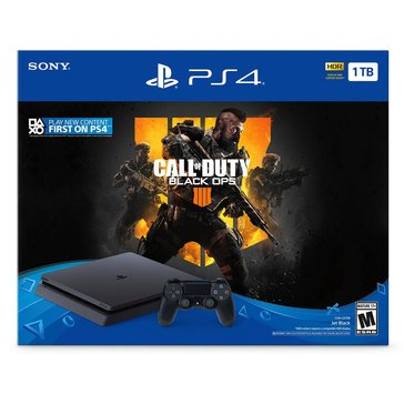 PS4 Call of Duty Black Ops 4 1TB Core