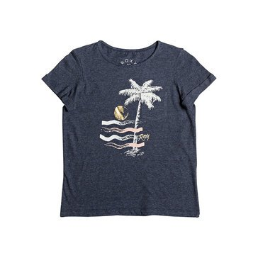 Roxy Big Girls' Flashes Of Light Tee