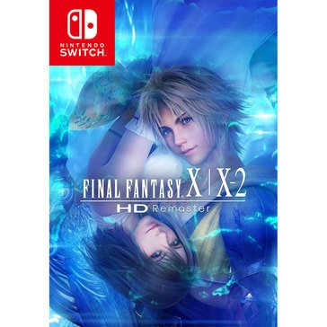 Switch Final Fantasy X And X2