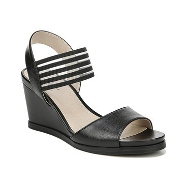 Lifestride Women's Blaze Dress Wedge Sandal