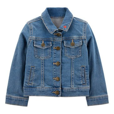 Carter's Baby Girls' Denim Jacket