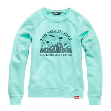 The North Face Women's Bottle Source Crew Extended Sizes