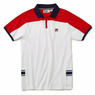 Fila Men's Heritage Mivvi Polo
