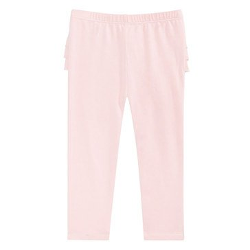First Impressions Baby Girls' Ruffle Back Leggings