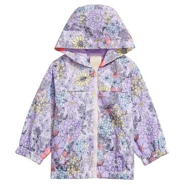 First Impressions Baby Girls' Floral Windbreaker