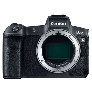 Canon EOS R Mirrorless Body Only Digital Camera