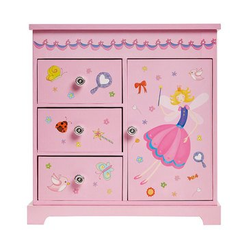Mele Krista Musical Ballerina Jewelry Box