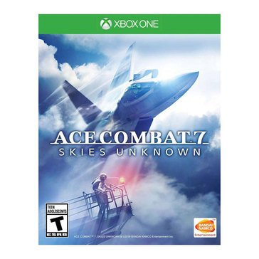 Xbox One Ace Combat 7 Skies Unknown