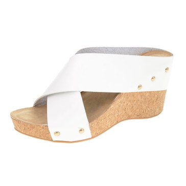 Chinese Laundry Women's Abloom Overlasted Wedge Sandal