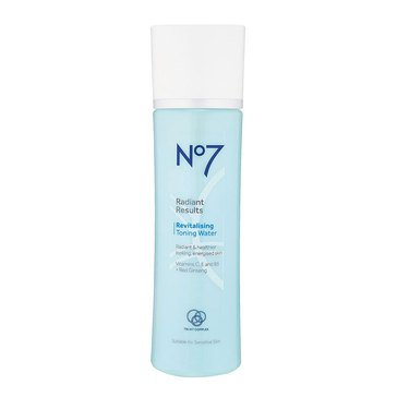 No7 Purifying Toning Water
