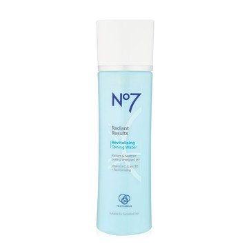 No7 Revitalising Toning Water