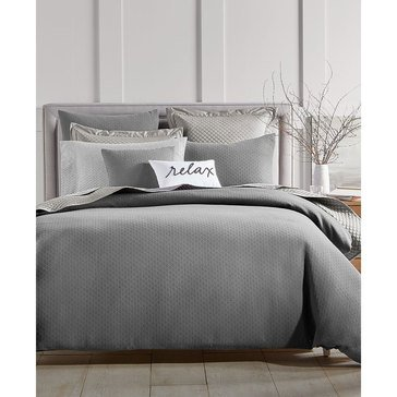 Charter Club Damask Dot Comforter, Full/ Queen