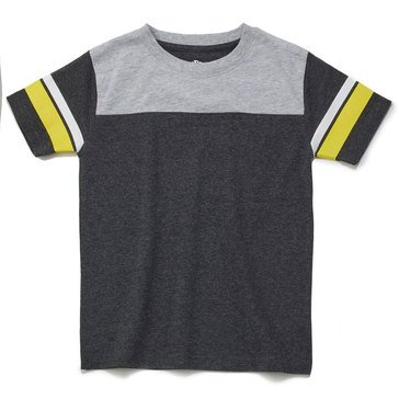 Eight Bells Toddler Boys' Short Sleeve Football Tee