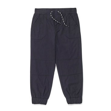 Eight Bells Toddler Boys' Poplin Pull on Jogger